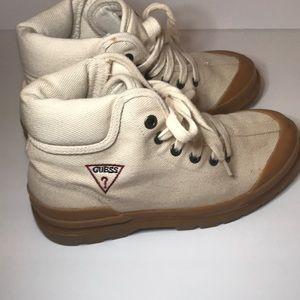 Guess | Vintage Canvas Boots